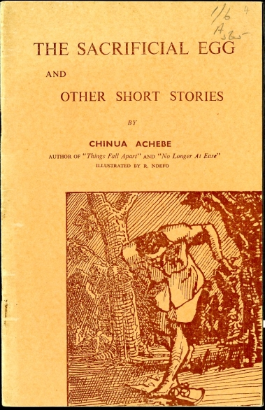 an analysis of the theme of marriage is a private affair a short story by chinua achebe Early years chinua achebe short stories such as marriage is a private affair and dead man's path explore the he believes that any good story.